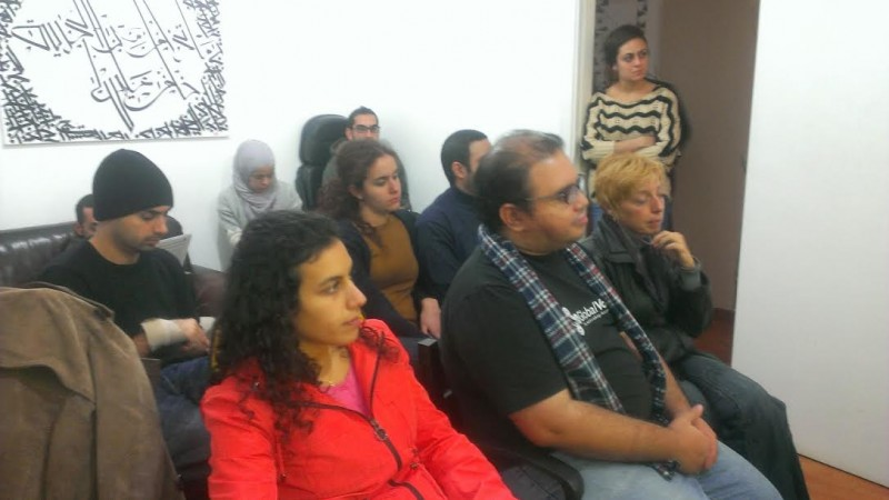 A glimpse of the meetup in Beirut