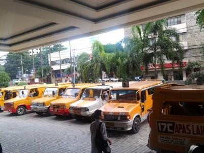 الجيب،أكثر وسائل النقل انتشارا في مدينة سيبو
