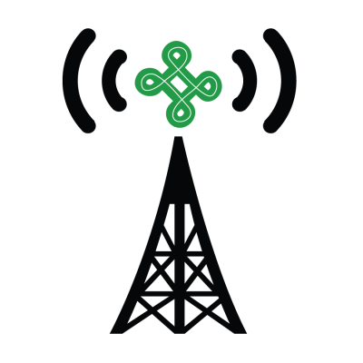 GV Radio tower icon based on Radio Tower by Rohith M S  from the Noun Project
