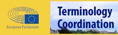 Screenshot from termcoord.eu