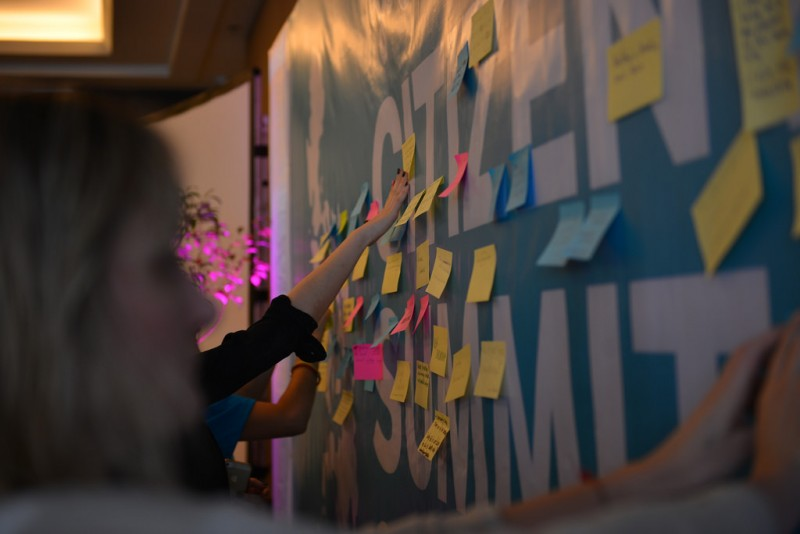 In January, we marked one year since the #GV2015 Citizen Media Summit in Cebu. Photo by Laura Schneider C via Flickr. CC BY-NC-SA 2.0