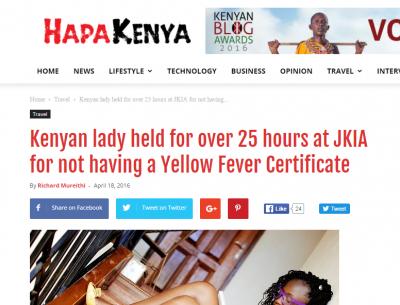 Hapa Kenya News