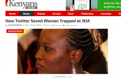 News on the Kenyans co ke news
