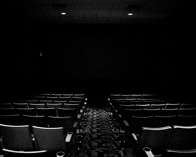 Movie Theater Geneva, NY, by Flickr user Roey Ahram. Photo taken on February 2012. (CC BY-NC-ND 2.0)
