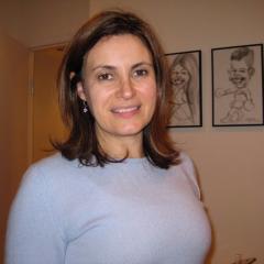 A small portrait of Esther Dodo