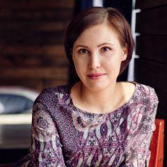 A small portrait of Ekaterina Grebenshchikova