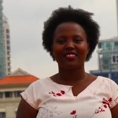 Filazalazana fohy an'i  Prudence Nyamishana