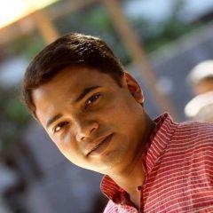 A small portrait of Suman Chowdury Mony